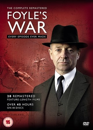 Foyle's War: The Complete Collection