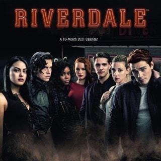 Riverdale: Square 2021 Calendar