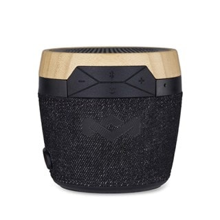 House Of Marley Chant Mini Signature Black Bluetooth Speaker