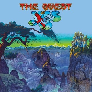 The Quest - Deluxe Artbook 2CD & Blu-ray
