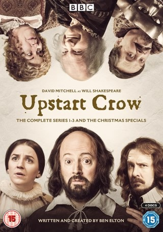 Upstart Crow: The Complete Series 1-3 and the Christmas Specials