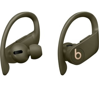 Beats By Dr Dre Powerbeats Pro True Wireless Moss Green Earphones