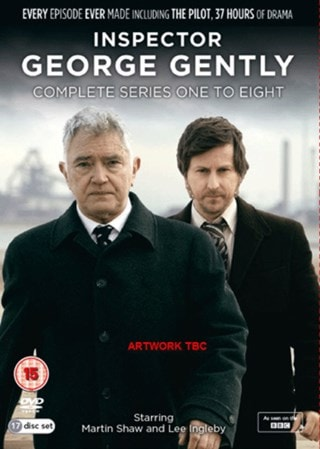 Inspector George Gently: Complete Series One to Eight