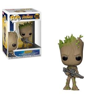 Groot (293) Avengers Infinity War: Marvel Pop Vinyl