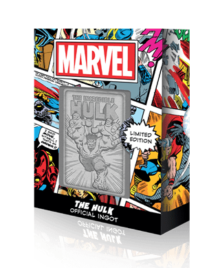 Hulk: Marvel Limited Edition Ingot Collectible