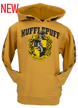 Harry Potter: Hufflepuff (Kids Hoodie)