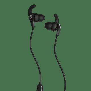 Skullcandy Set Black/White Sports Earphones