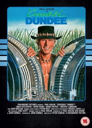 Crocodile Dundee - Retro Classics (hmv Exclusive)