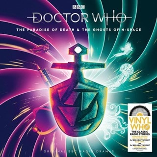 Doctor Who - The Paradise of Death & the Ghosts of N-Space