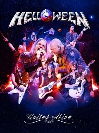 Helloween: United Alive