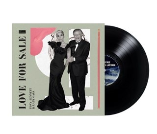 Love for Sale - Limited Edition Deluxe Vinyl with Alternative Artwork