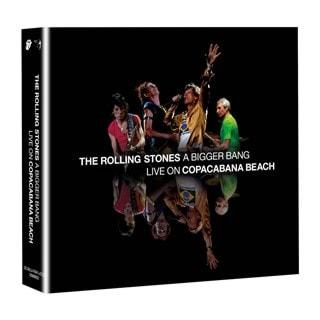 The Rolling Stones: A Bigger Bang - Live On Copacabana Beach