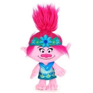 Poppy 10'' Trolls: World Tour Plush Toy