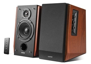 Edifier R1700BT Wood Active Bluetooth Bookshelf Speakers