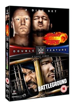 WWE: Great Balls of Fire 2017/Battleground 2017