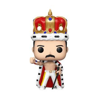 Freddie Mercury: King (184) Queen Pop Vinyl