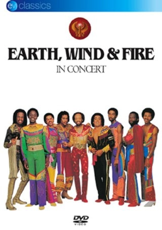 Earth Wind and Fire: In Concert