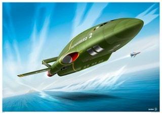 Thunderbird 2: In Action Art Print