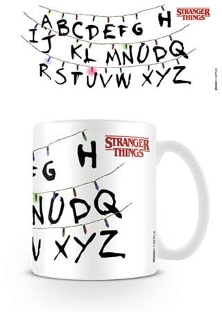 Stranger Things Lights Mug