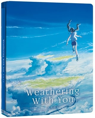 Weathering With You Limited Edition Steelbook Collector's Edition