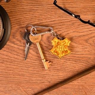 Hogwarts Crest: Harry Potter 3D Keychain