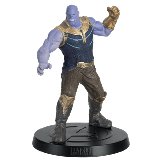 Thanos (Special): Marvel Figurine: Hero Collector