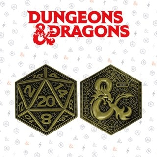 Dungeons & Dragons Limited Edition Coin