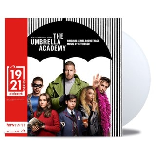 The Umbrella Academy (hmv Exclusive) 1921 Series White Vinyl: With Bonus 7''