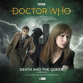 Doctor Who - Death and the Queen