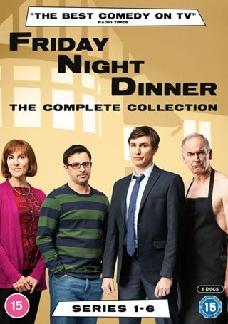 Friday Night Dinner: The Complete Collection - Series 1-6