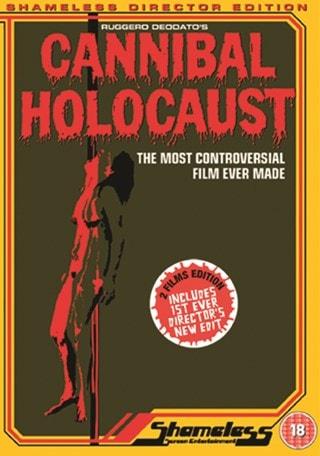 Cannibal Holocaust: Ruggero Deodato's New Edit