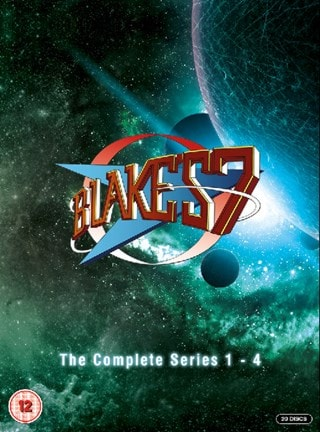 Blake's 7: The Complete Series 1-4