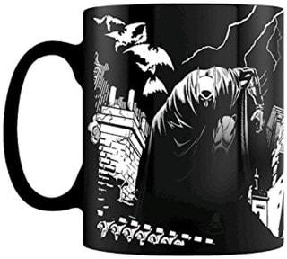 DC Comics Batman Shadows Heat Change Mug