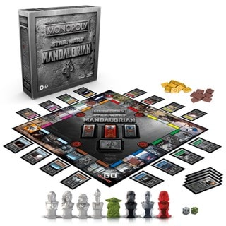 Monopoly: The Mandalorian Edition (Star Wars)