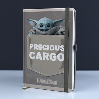 The Mandalorian: Precious Cargo Premium A5 Notebook