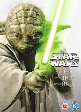 Star Wars Trilogy: Episodes I, II and III
