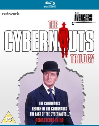 The Avengers: The Cybernauts Trilogy