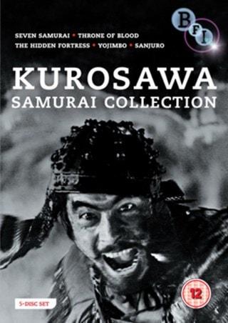 Kurosawa Samurai Collection