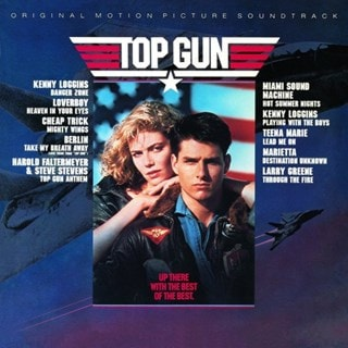 Top Gun (hmv Exclusive) Purple Vinyl
