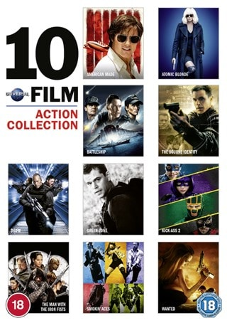10 Film Action Collection