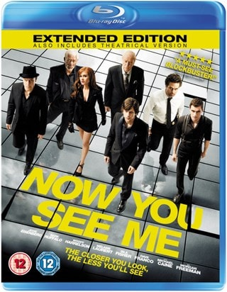 Now You See Me: Extended Edition