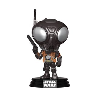 Pop Vinyl: Q9-Zero (349): The Mandalorian: Star Wars