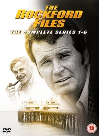 The Rockford Files: The Complete Series 1-6