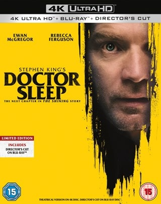 Doctor Sleep: Limited Edition 3-Disc Director's Cut