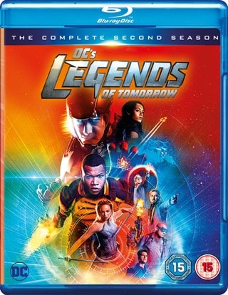 DC's Legends of Tomorrow: The Complete Second Season