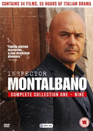 Inspector Montalbano: Complete Collection 1-9