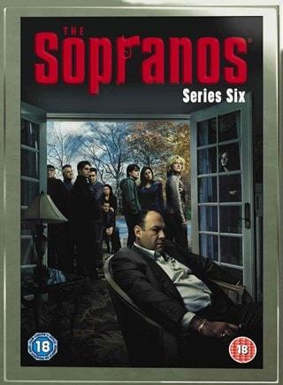 The Sopranos: Series 6 - Part I