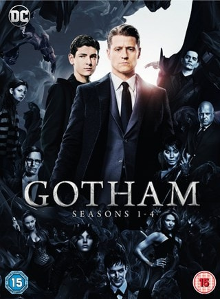 Gotham: Seasons 1-4