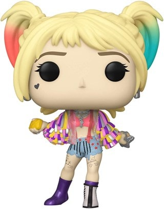 Pop Vinyl: Harley Quinn: Caution Tape (302): Birds Of Prey: DC