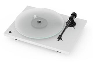Pro-Ject T1 Phono SB White Turntable